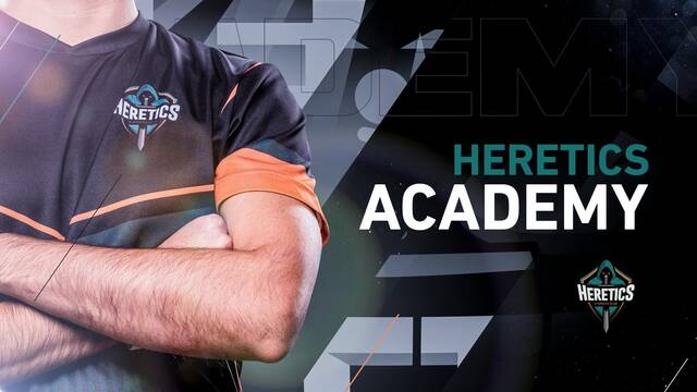 Team Heretics lanza Heretics Academy, sus club filial que mira al futuro