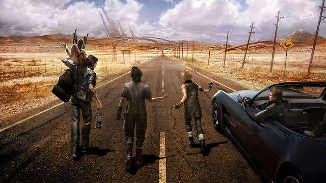 Así rinde Final Fantasy XV para PC con las diferentes gráficas del mercado