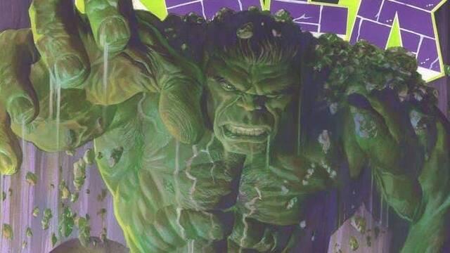 Hulk volverá a los cómics en mayo con 'The Immortal Hulk'