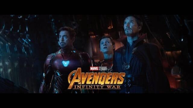 Los Vengadores: Infinity War estrena nuevo tráiler por la Super Bowl