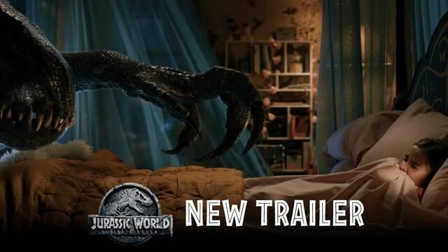 Jurassic World: El reino caído estrena nuevo tráiler en la Super Bowl