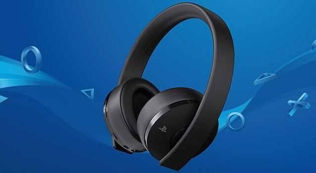 Gold Wireless Headset, los nuevos cascos oficiales para PS4 con sonido 7.1