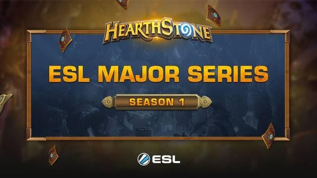 ESL España presenta la ESL Major Series Hearthstone con 20 000 euros en juego
