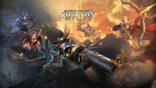 Tencent planea celebrar un Mundial de Arena of Valor con 500 000 dólares en premios