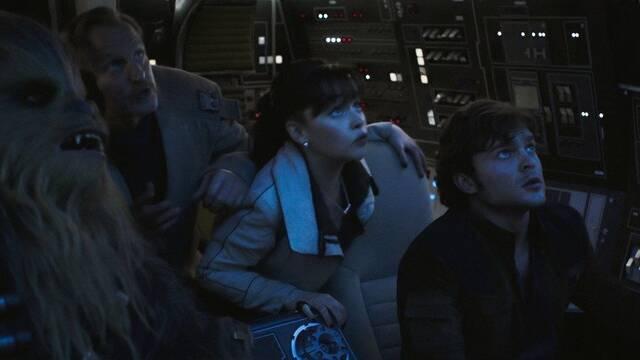 10 cosas que nos ha mostrado el tráiler de 'Han Solo: Una historia de Star Wars'