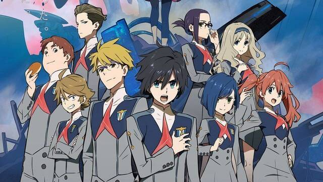 China prohíbe los anime 'Darling in the Franxx' y 'Slow Start'
