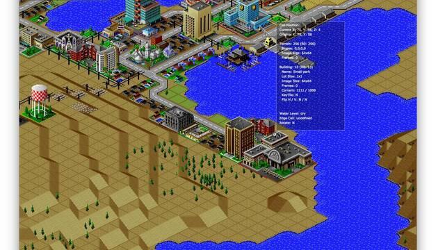 Crean un remake de SimCity 2000 en código abierto utilizando JavaScript y HTML5