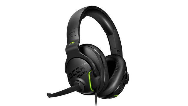 ROCCAT presenta sus nuevos cascos Khan AIMO 7.1