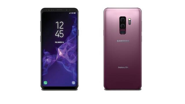 Se filtran nuevas imágenes del Samsung Galaxy S9