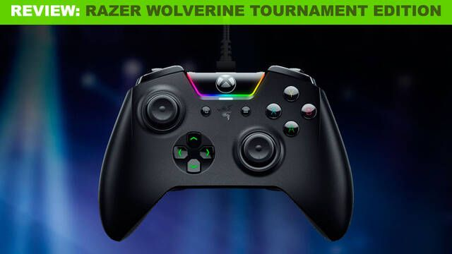 Análisis Razer Wolverine Tournament Edition: Un mando de alta gama