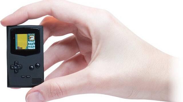 PocketSprite, la Game Boy que podrás llevar en tu llavero para jugar a cientos de clásicos