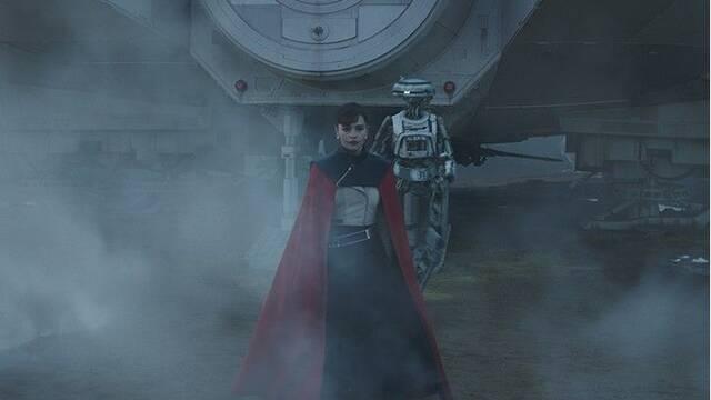 Phoebe Waller-Bridge será compañera de Lando Calrissian en 'Han Solo'
