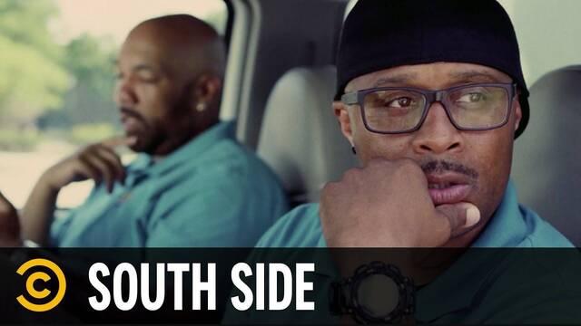 Comedy Central presenta el tráiler de 'South Side'