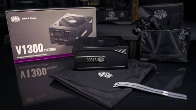 Cooler Master lanza sus nuevas fuentes de alimentación Serie V Gold y Platinum