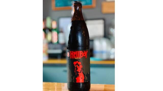 Presentan las cervezas de Hellboy por su 25 aniversario