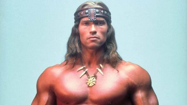 Arnold Schwarzenegger regresa como Conan en una nueva portada