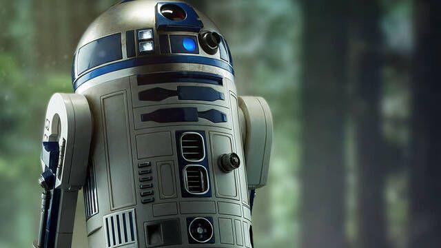 R2-D2 ha terminado de rodar 'Star Wars: Episodio IX'