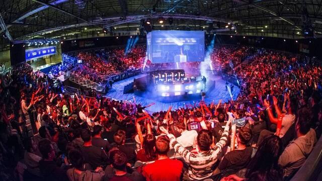 España, sexta 'potencia' europea en los esports