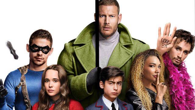 Entrevista: The Umbrella Academy, los nuevos superhéroes de Netflix
