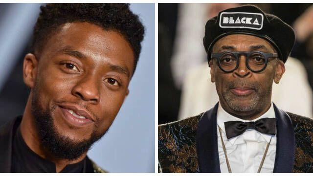 Chadwick Boseman se une a 'Da 5 Bloods' de Netflix con Spike Lee