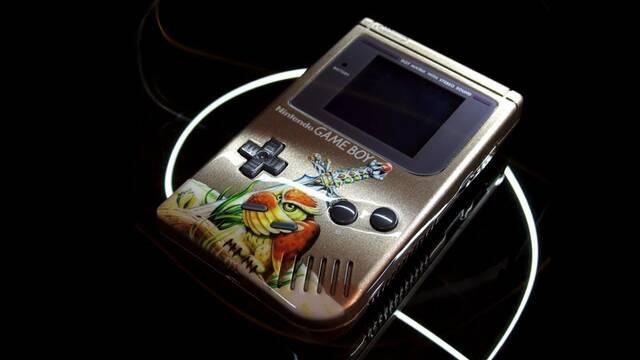 Así es la carcasa de Game Boy de Zelda: Link's Awakening