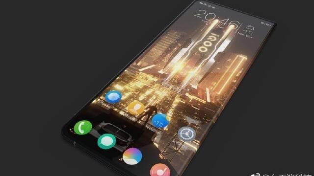 Así es Vivo iQOO, el teléfono plegable de más de 1000 euros