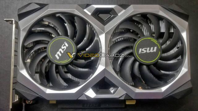 Filtradas las fotos de la MSI GeForce GTX 1660 Ti Ventus XS
