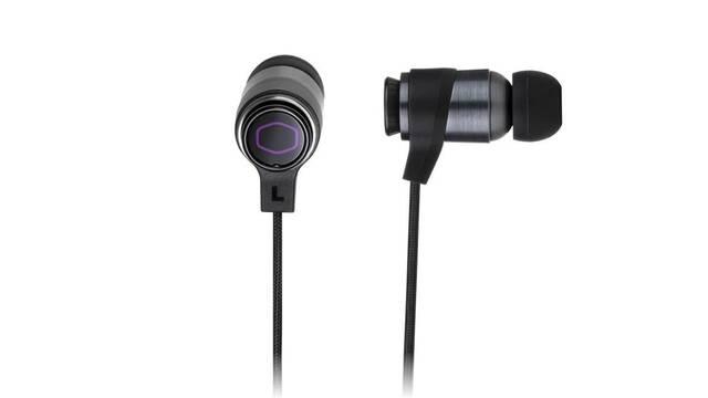 Cooler Master presenta dos nuevos auriculares in-ear