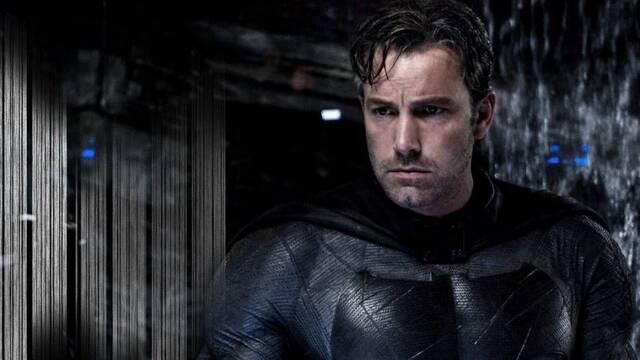 Ben Affleck cuelga definitivamente la capa de Batman