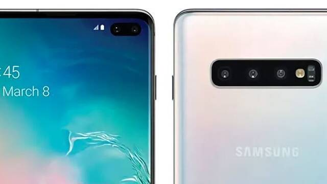 Filtrado al completo el nuevo Samsung Galaxy S10+