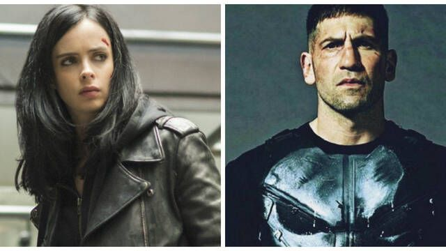Netflix cancela 'The Punisher' y 'Jessica Jones'