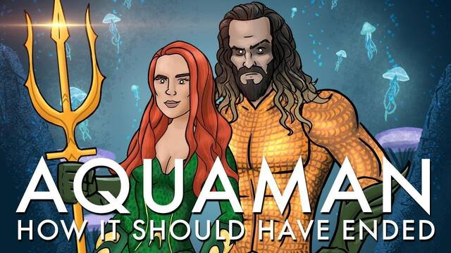 Así es como imaginan que tendría que haber terminado 'Aquaman'