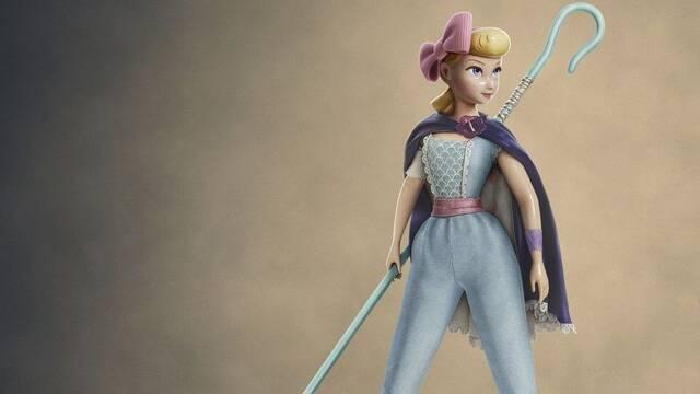 Bo-Peep lidera una misión de rescate en 'Toy Story 4'