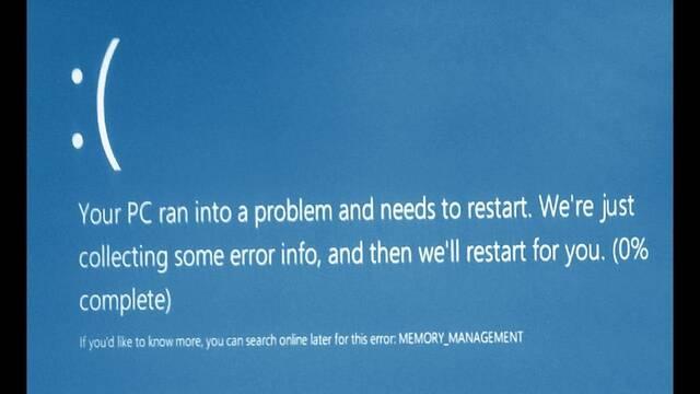 Más del 70% de los parches para Windows son por errores de seguridad en la memoria