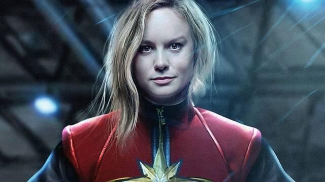Capitana Marvel: Avalancha de críticas negativas en Rotten Tomatoes