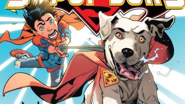 'Super Pets' de DC llegará a los cines el próximo 21 de mayo de 2021