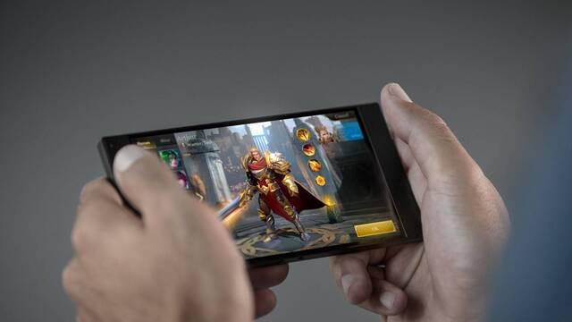 Rumor: Asustek y Razer quieren colaborar con Tencent para crear teléfonos gamers