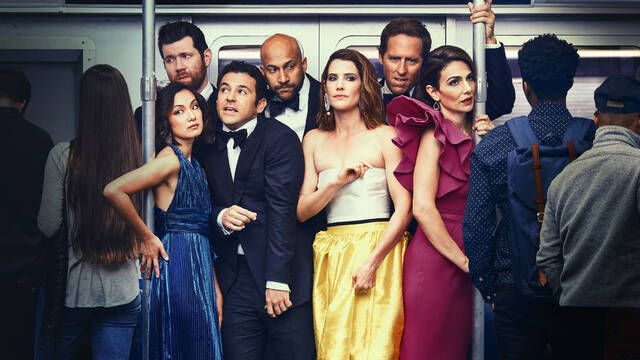 Netflix cancela 'Friends from College' después de dos temporadas
