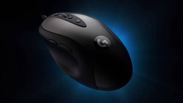 Logitech resucita el MX518, uno de los ratones para jugar más emblemáticos