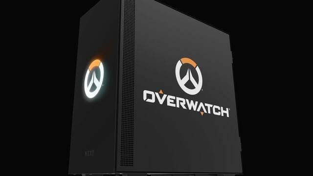 NZXT lanza su chasis H500 de Overwatch