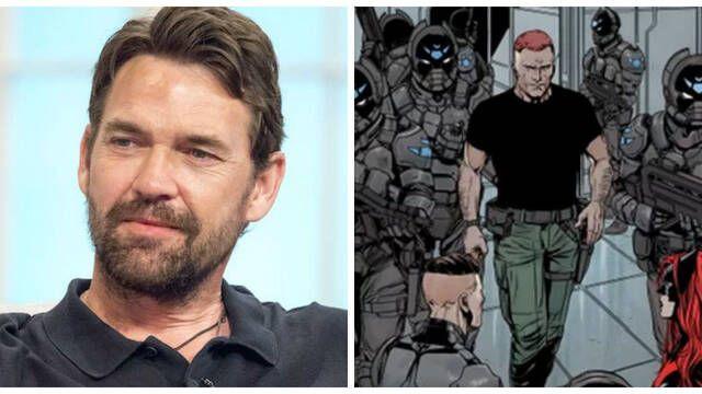 Dougray Scott será Jacob Kane, padre de Batwoman
