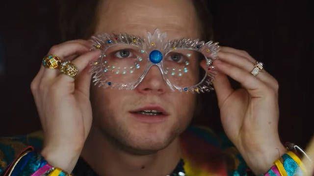 Llega el tráiler extendido de 'Rocketman', sobre la vida de Elton John