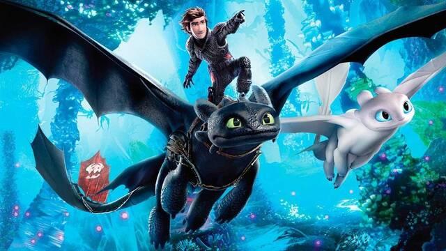 Cómo entrenar a tu dragón 3 podría obtener 40 millones en su estreno