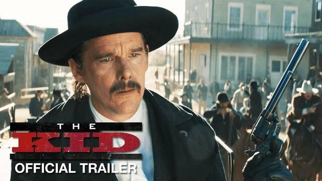 Chris Pratt y Ethan Hawke protagonizan el western 'The Kid'