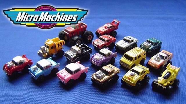 Los años 90: Micro Machines y su reinado en miniatura