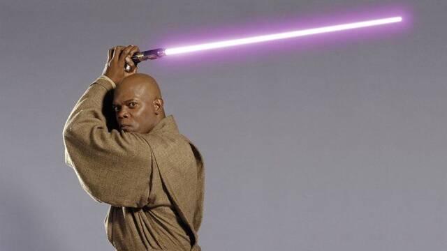 Star Wars: Samuel L. Jackson quiere contar los orígenes de Windu