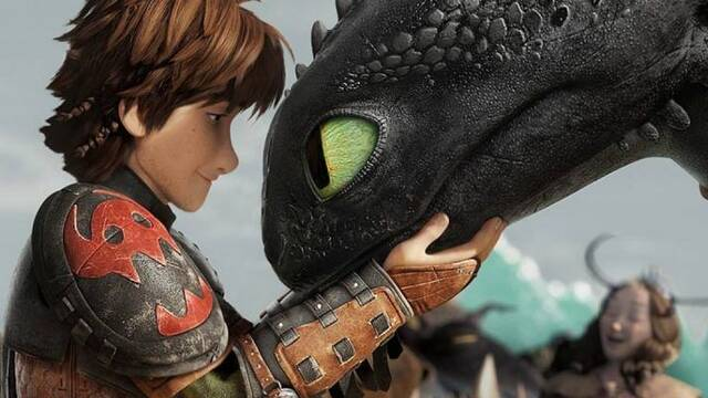 'Cómo entrenar a tu dragón 3' sobrevuela los cines con 55,5 millones
