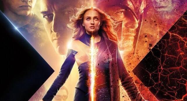 'X-Men: Dark Phoenix': Se filtra el posible póster de la película