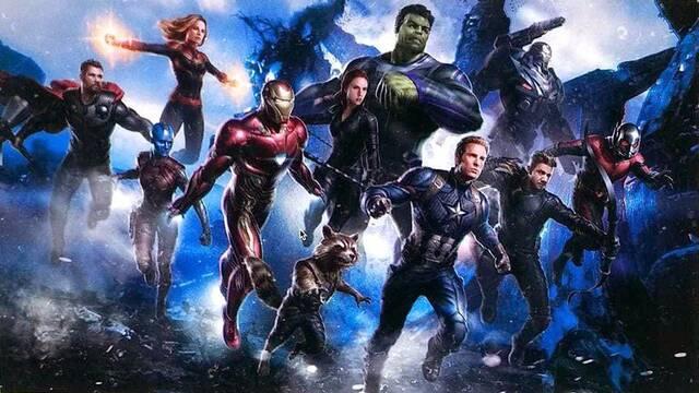 Quedan 2 meses para Vengadores: Endgame y Marvel lo celebra