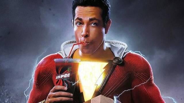 'Shazam!' se muestra en un nuevo anuncio de televisión